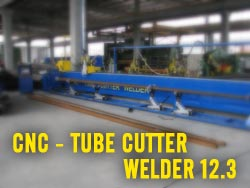 Tube cutter welder 12.3
